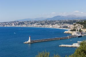 American purchasing French Riviera